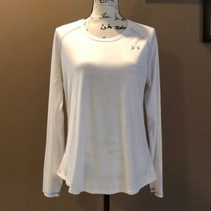 Under Armour Catalyst Semi-Fitted Top
